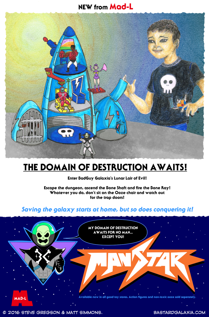 NEW from Mad-L Domain of Destruction