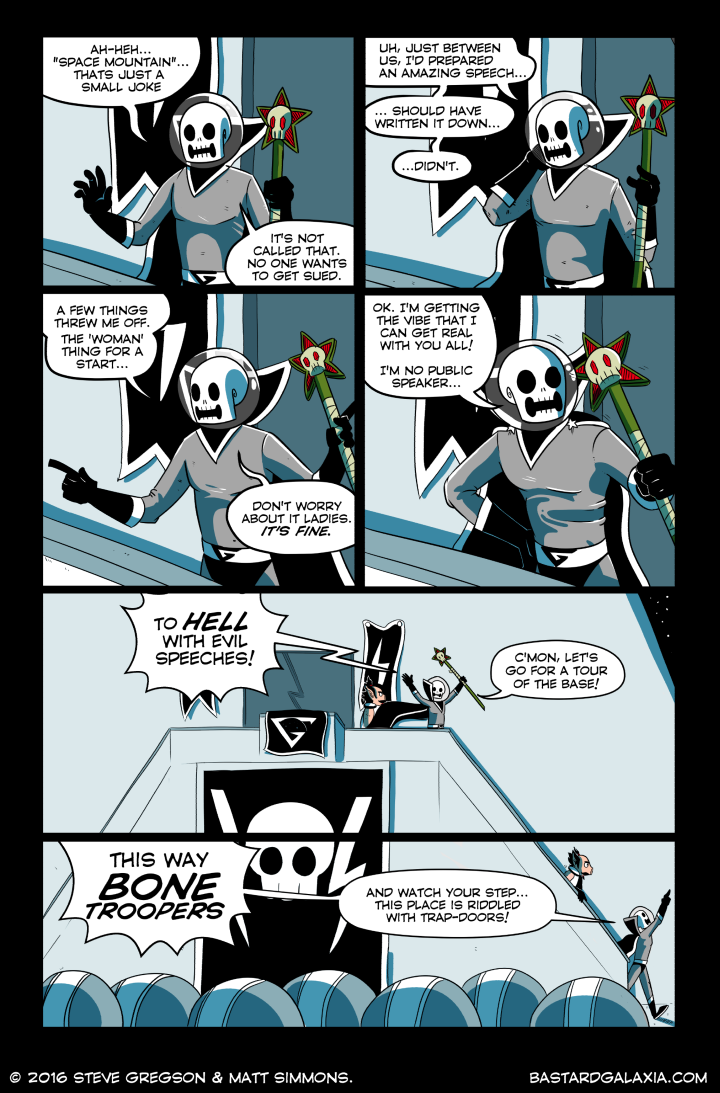 The Only Way is Up Page 5