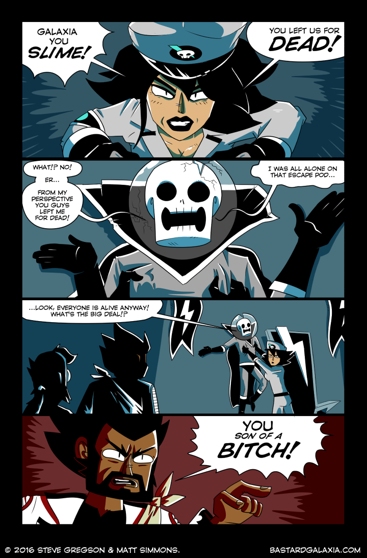 The Only Way is Up Page 19