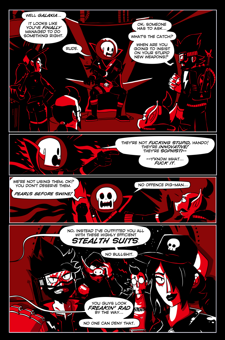 Two Tribes Page 2
