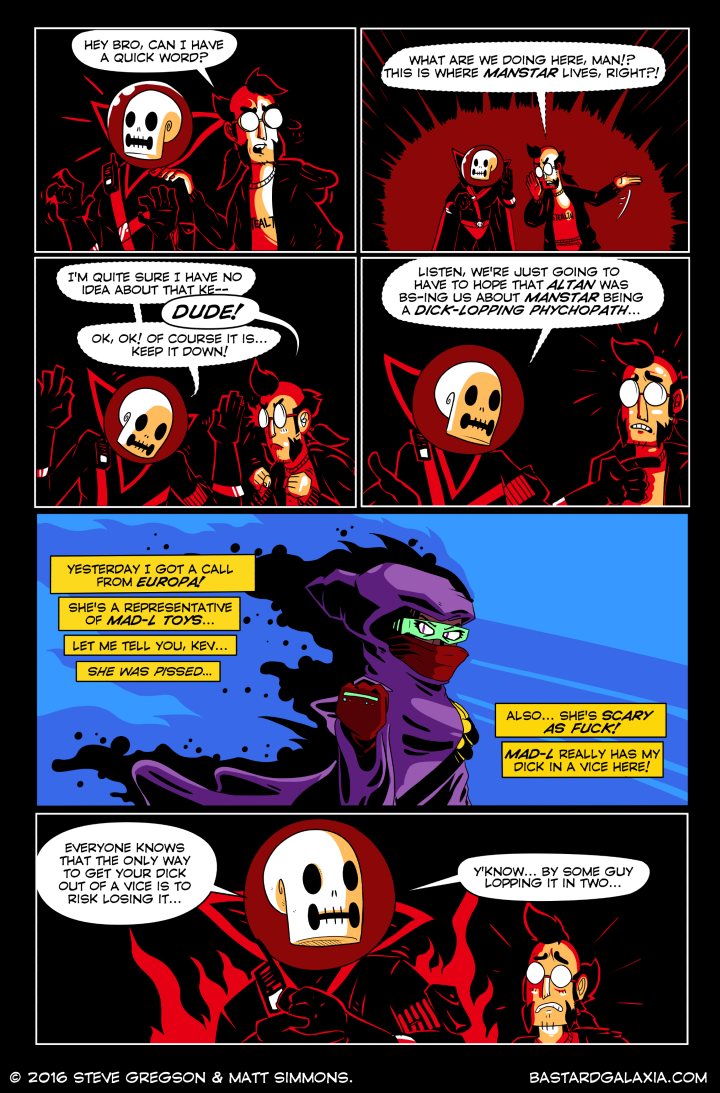 Two Tribes Page 6