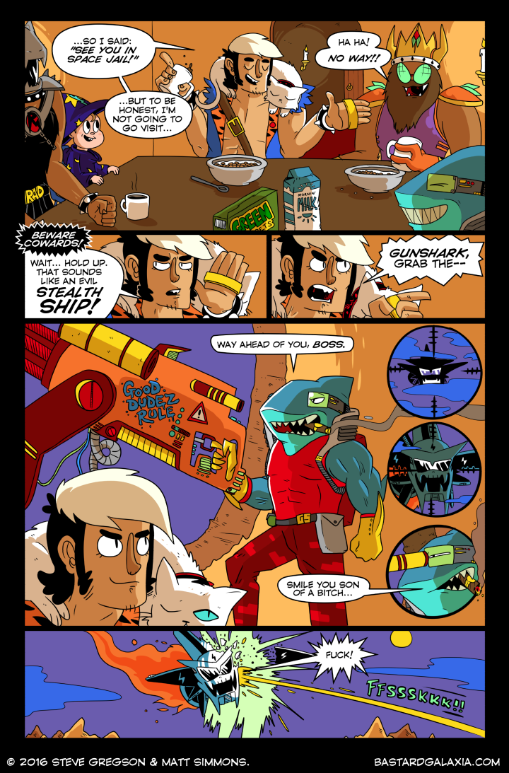 Two Tribes Page 9