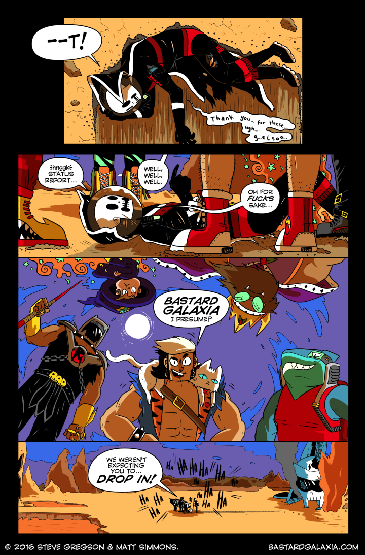 Two Tribes Page 11