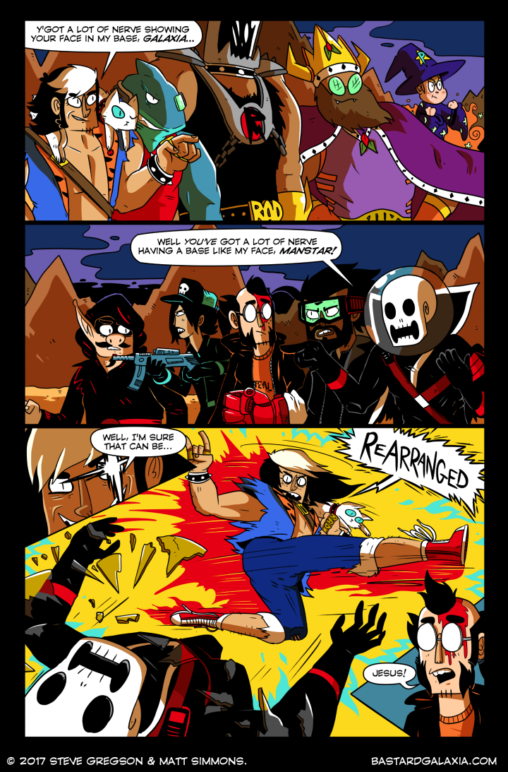 Two Tribes Page 13