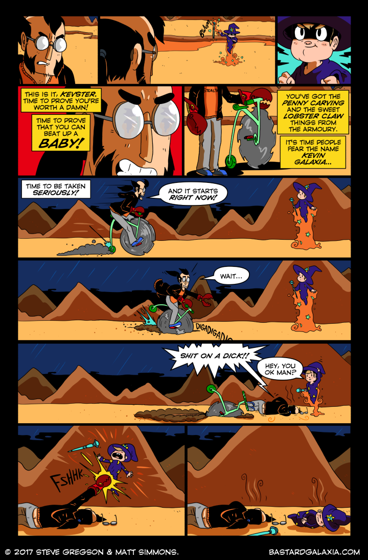 Two Tribes Page 18
