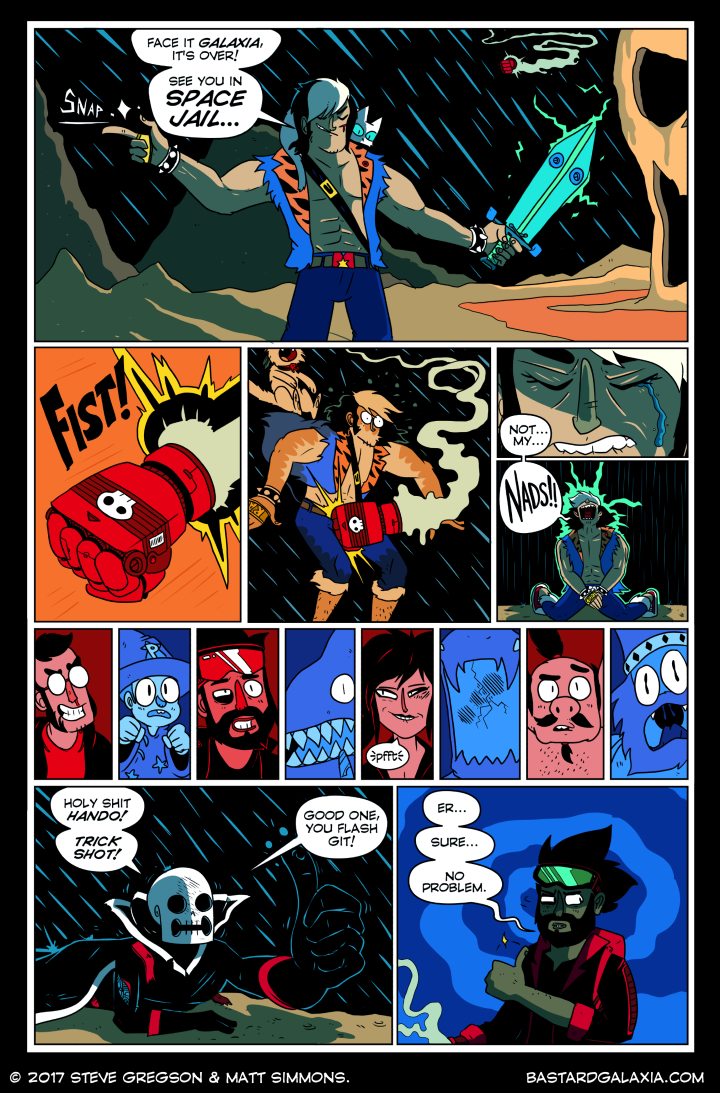 Two Tribes Page 27