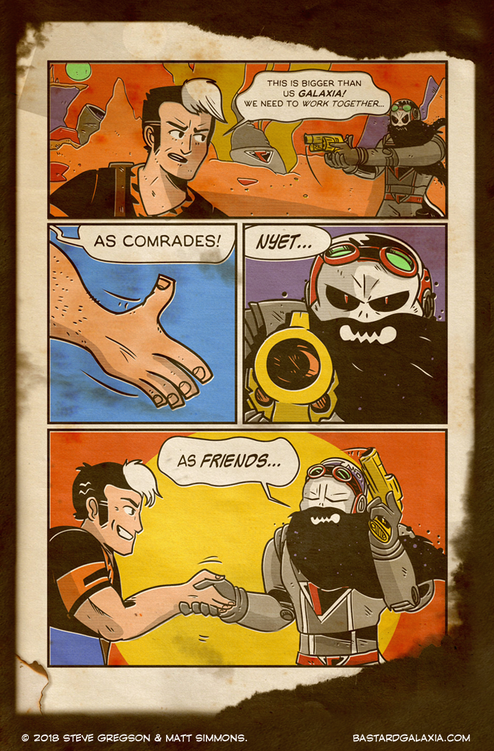 You Ain't Seen Nothing Yet, Page 1